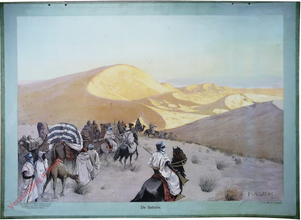 6 - De Sahara