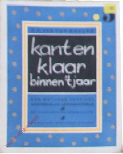 Kant en klaar binnen 't jaar door E.C. van der Meulen. Een methode voor het aanvankelijk leesonderwijs. Deel 3