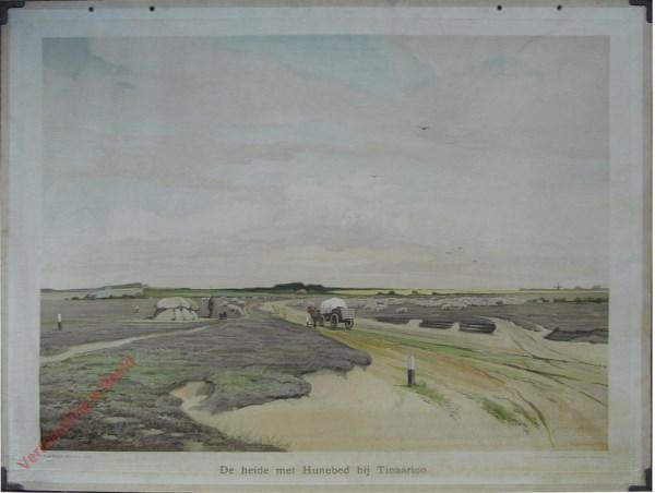 1 - De heide (met Hunebed) bij Tinaarloo