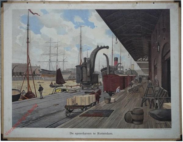 20 - Spoorhaven te Rotterdam