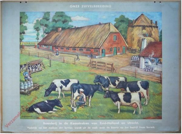 Boerderij in de kaasstreken van Zuid-Holland en Utrecht