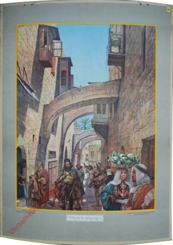 2 - Straat in Jeruzalem