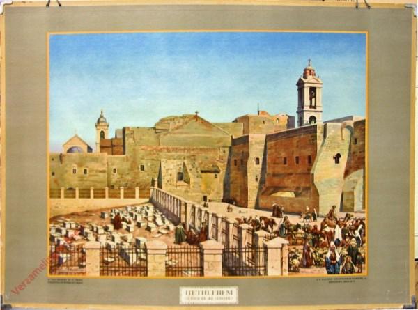 4 - Bethlehem, de Basiliek der Geboorte