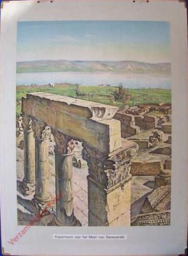 11 - Capharnaum aan het Meer van Genesareth