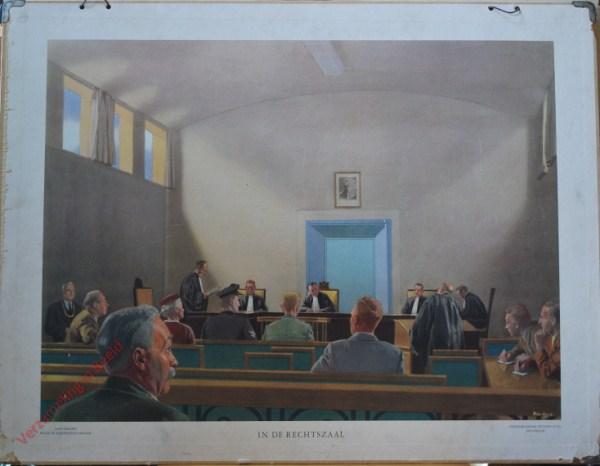 In de rechtzaal