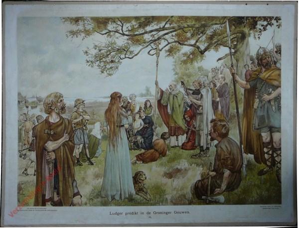 [Var1] - Ludger predikt in de Groninger Gouwen, 785