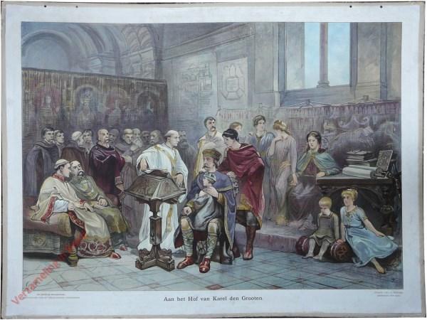 [Var1] - Aan het Hof van Karel den Grooten