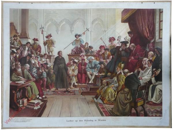 [Var1] - Luther op den Rijksdag te Worms, 1521