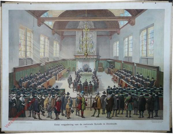 [Var1] - Ene vergadering van de nationale Synode te Dordrecht, 1619