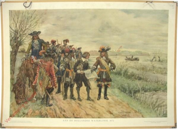 [Var1] - Aan de Hollandsche Waterlinie, 1672