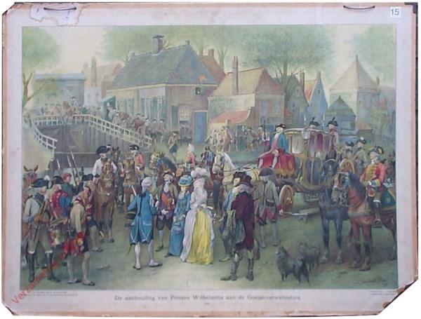 [Var1] - De aanhouding aan de Goejanverwellesluis, 1787