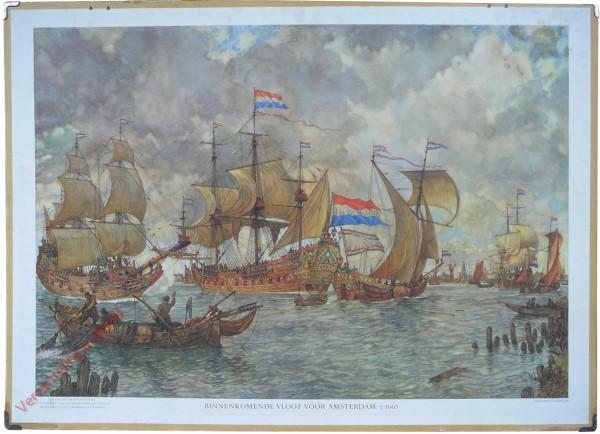 [Var6] - Binnenkomende Vloot voor Amsterdam