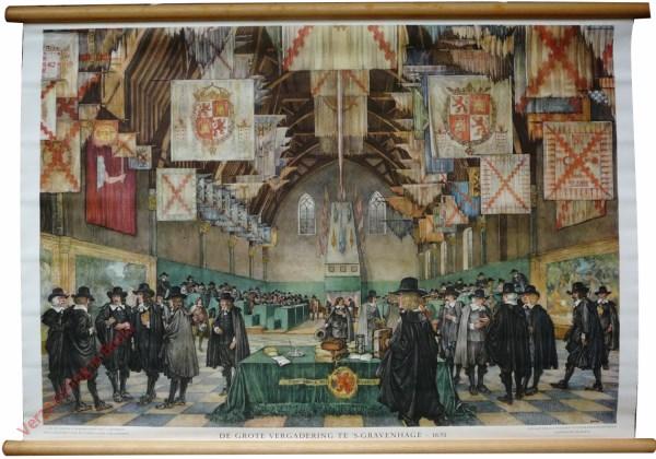 [Var5] - De grote vergadering te 's-Gravenhage 1651