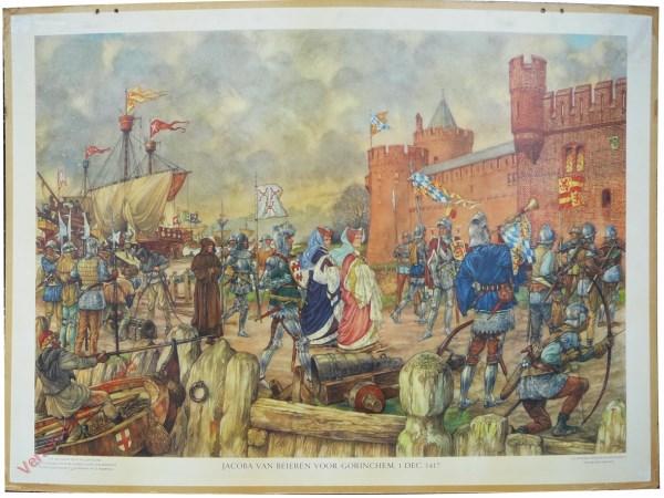 [Var5] - Jacoba van Beieren voor Gorinchem 1 december 1417
