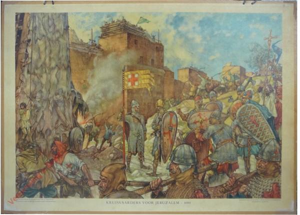 [Var5] - Kruisvaarders voor Jeruzalem