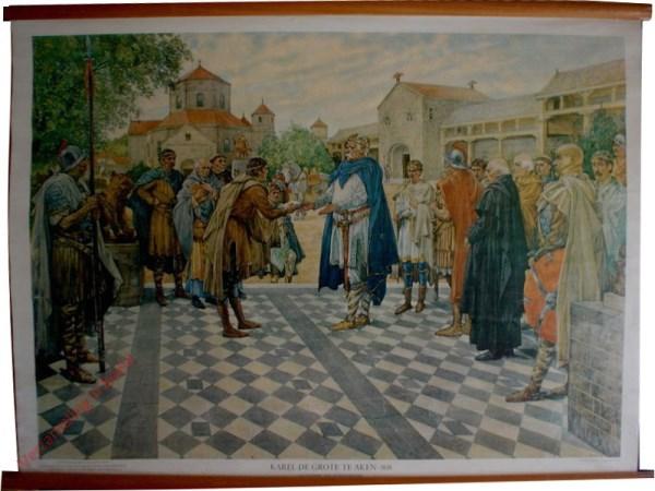 [Var6] - Karel de Grote te Aken, 808