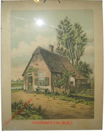 1e serie No. 6 - Het Huis [Voorbeeld, andere druk]