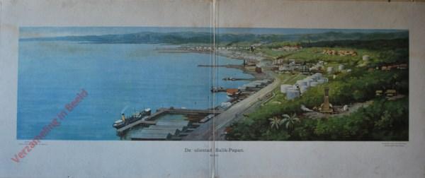 11 - De oliestad Balik Papan. Borneo