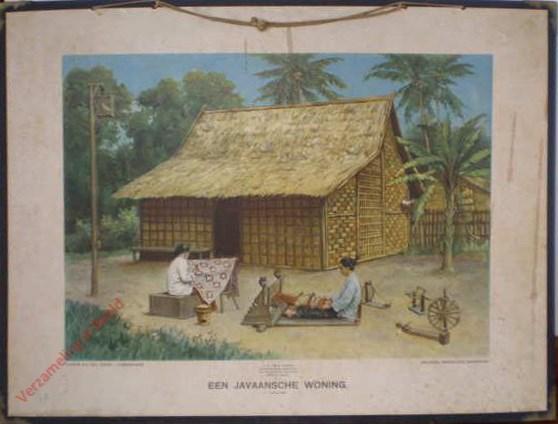 Eerste serie, no. 2 - Een Javaansche woning
