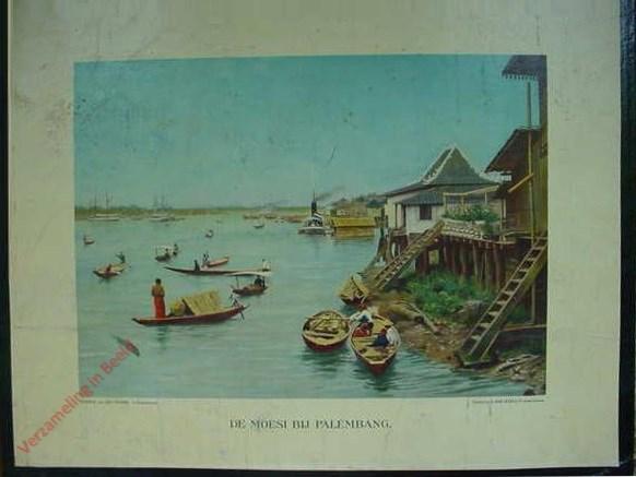Tweede serie, no. 2 - De Moesi bij Palembang