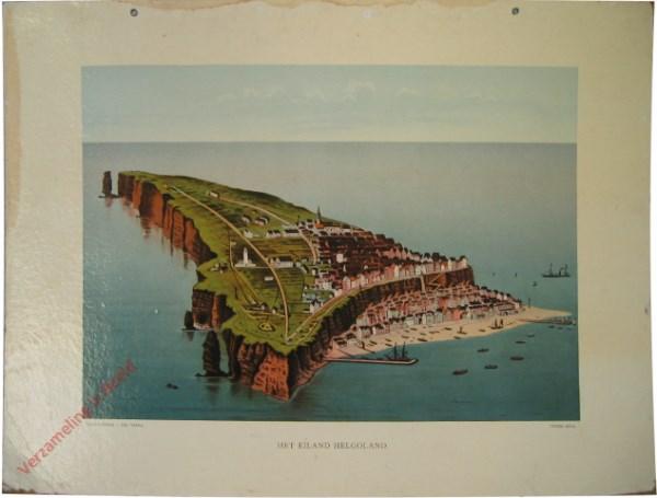 2e serie, I - Het eiland Helgoland
