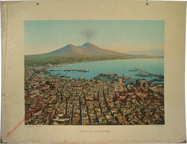 2e serie, II - Napels en de Vesuvius