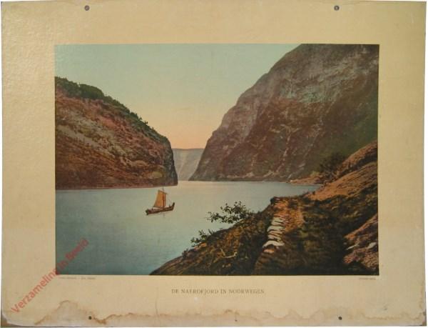 2e serie, IV - De Naerofjord in Noorwegen