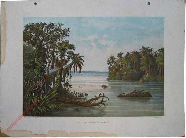 3e serie, III - Aan den Beneden-Amazone