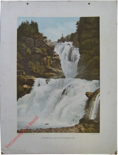 4e serie, IV - Waterval van den Reichenbach