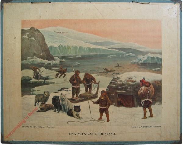 1 - Eskimo's van Groenland