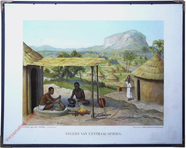5 - Negers van Centraal Afrika