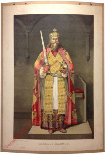 Eerste zestal, 2 - Carolus Magnus