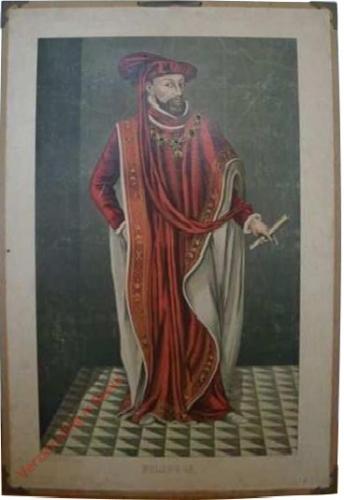 Eerste zestal, 4 - Filips II
