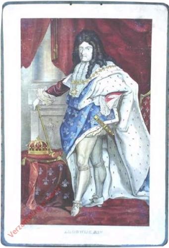Eerste zestal, 5 - Lodewijk XIV