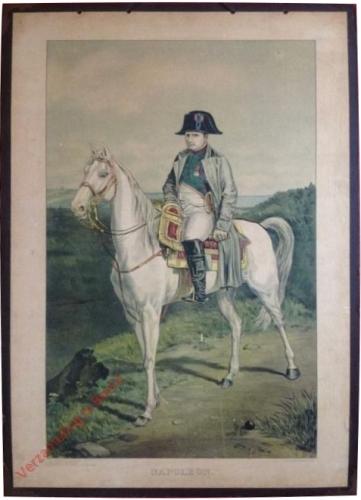 Eerste zestal, 6 - Napoleon