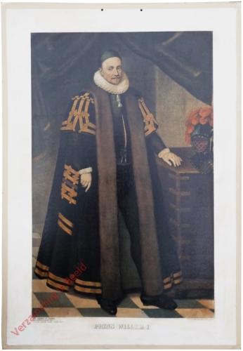 Tweede zestal, 1 - Prins Willem I