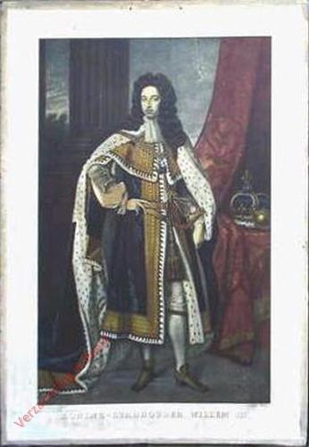Tweede zestal, 3 - Koning-Stadhouder Willem III