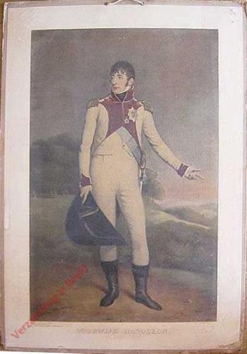 Tweede zestal, 5 - Lodewijk Napoleon