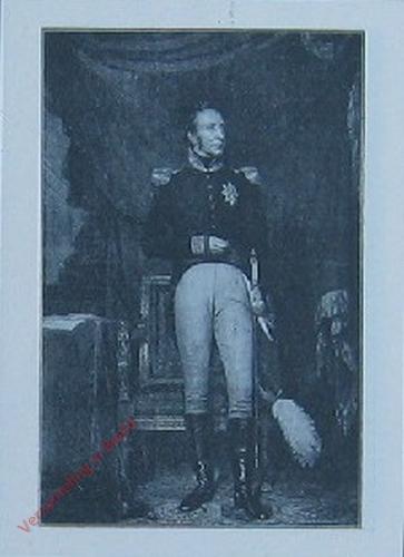 Tweede zestal, 6 - Koning Willem I