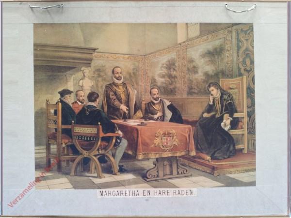 Eerste serie, No. 6 - Margaretha en haar Raden