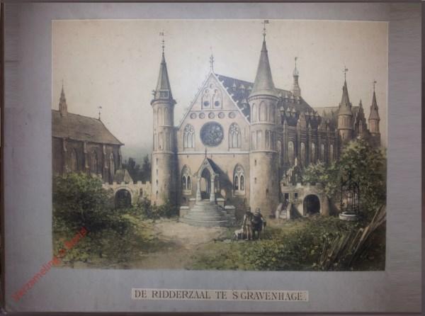 Tweede serie, No. 14 - De Ridderzaal te 's-Gravenhage