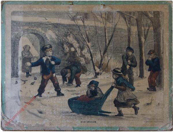 XVIII - In de sneeuw