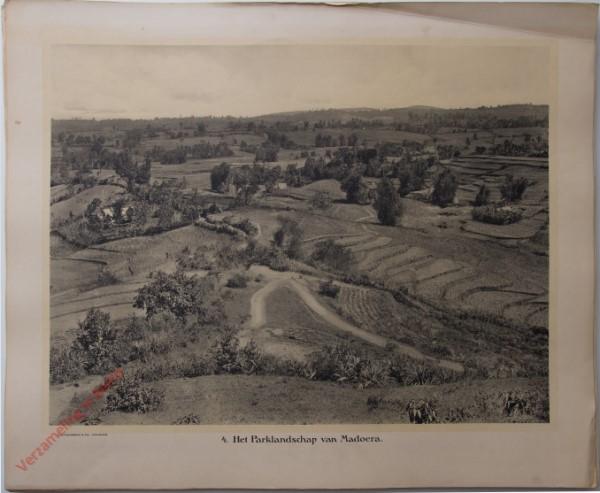 4 - Het Parklandschap van Madoera