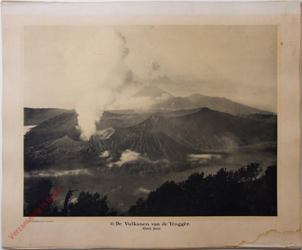 10 - De vulkanen van de Tengger. (Ooar-Java