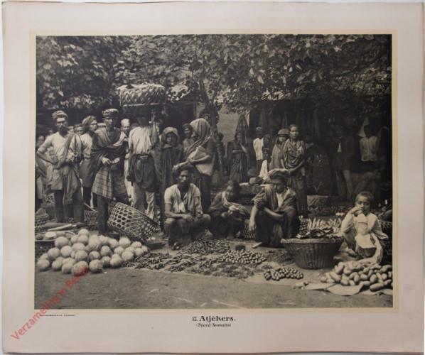 17 - Atjehers. (noord-Sumatra)