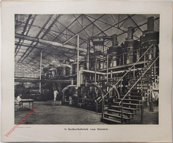42 - Suikerfabriek van binnen