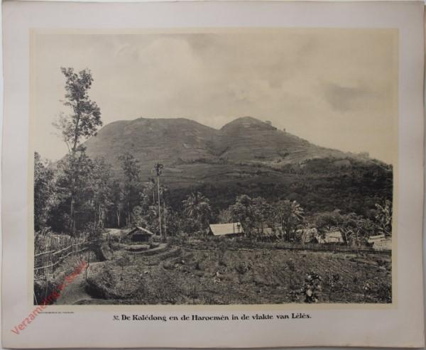 57 - De Kalédong en de Haroemén in de vlakte van Lélés