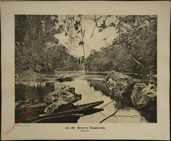 103 - De Boven-Kapeas. (Borneo)