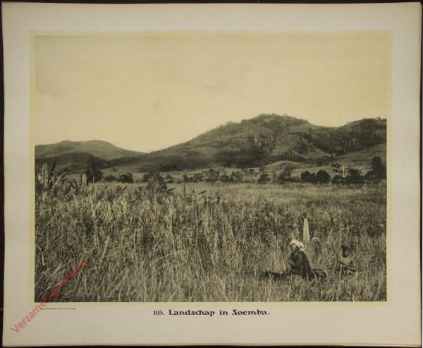 105 - Landschap in Soemba