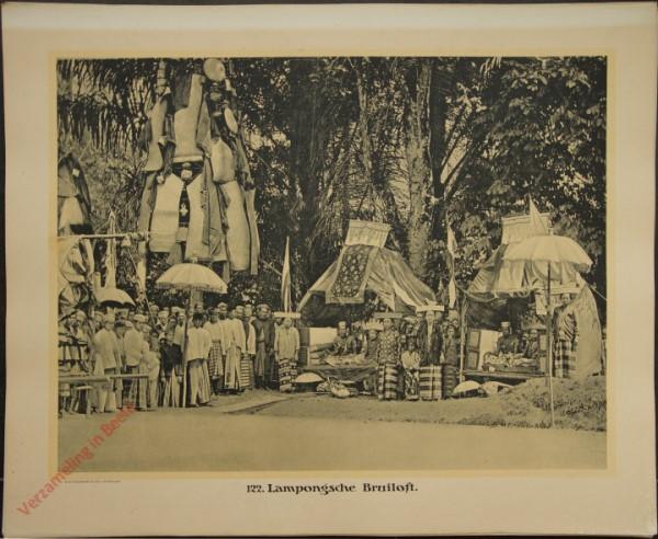 122 - Lampongsche Bruiloft.